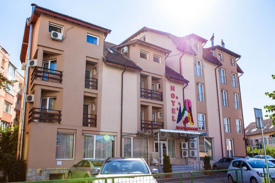 Hotel Casa Muresan (fost Q Brasov)