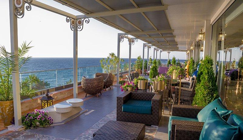 Phoenicia Blue View - Amfitreatru, Belvedere, Panoramic