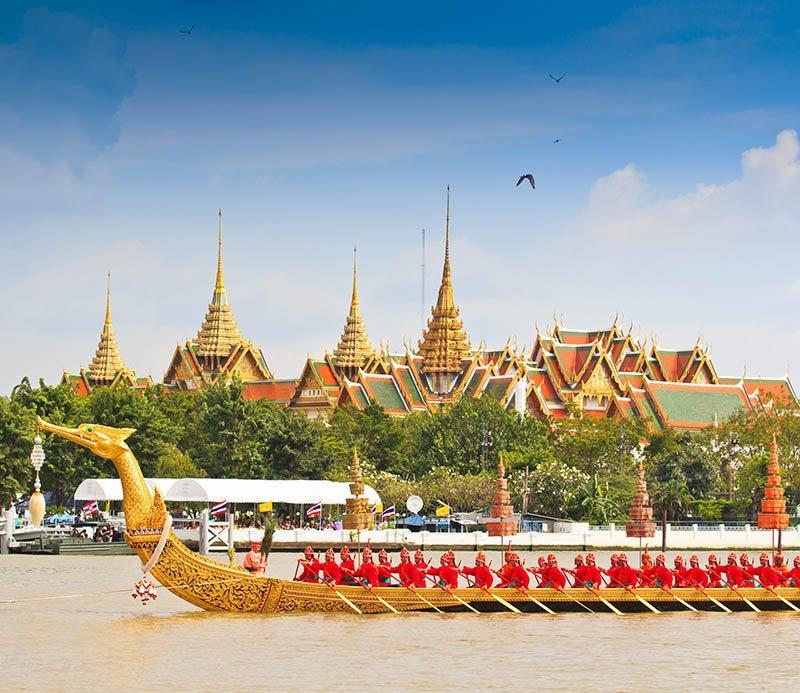Thailanda , Bangkok, Thailanda - din Timisoara