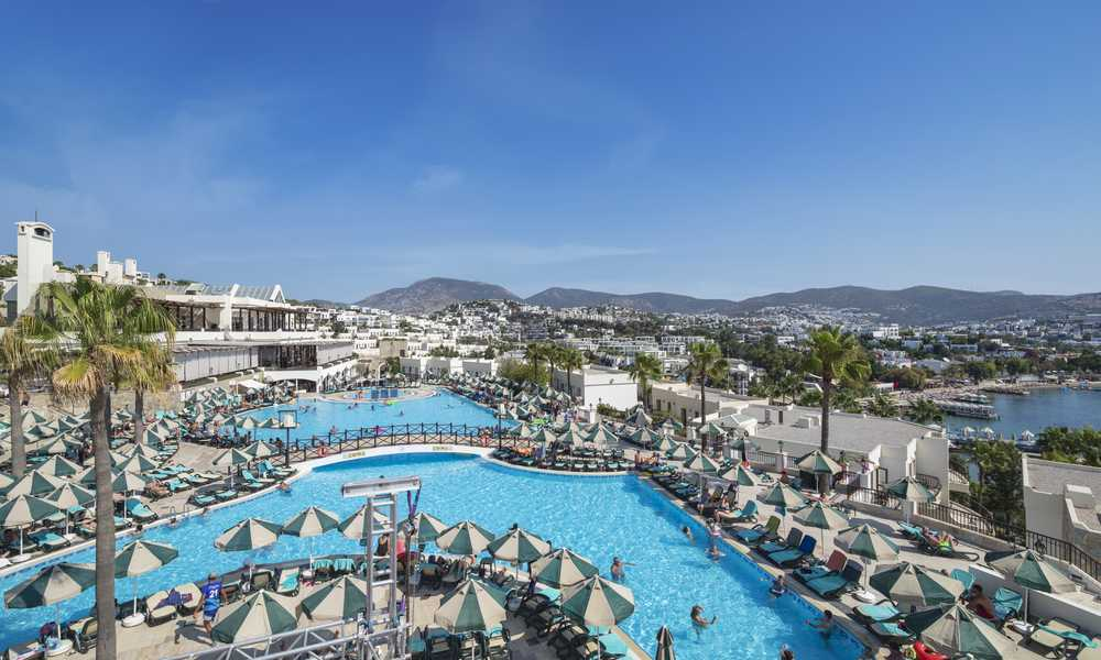 ASTERIA BODRUM RESORT (WOW BODRUM)