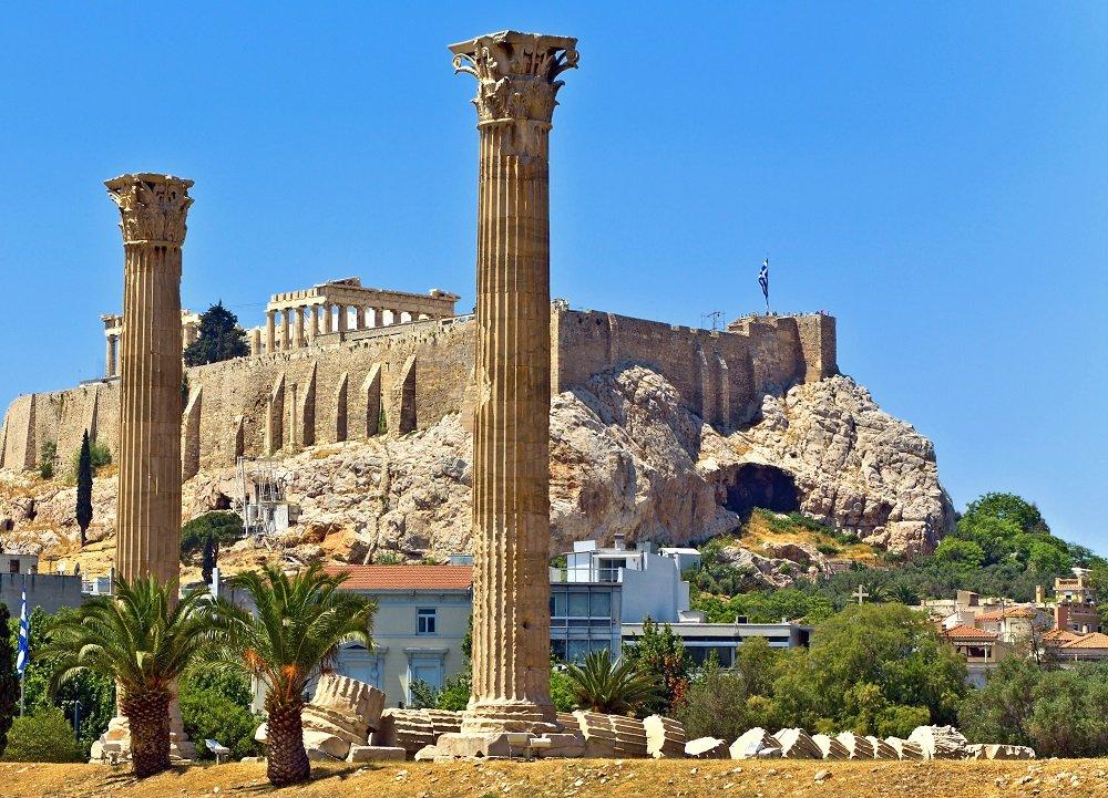 GRECIA - Atena (autocar) - Revelion 2021