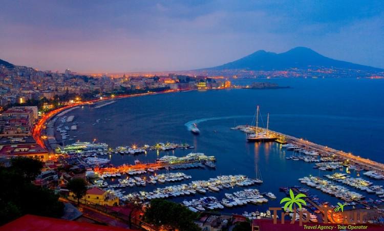 Hotel 4* Napoli - Sorrento