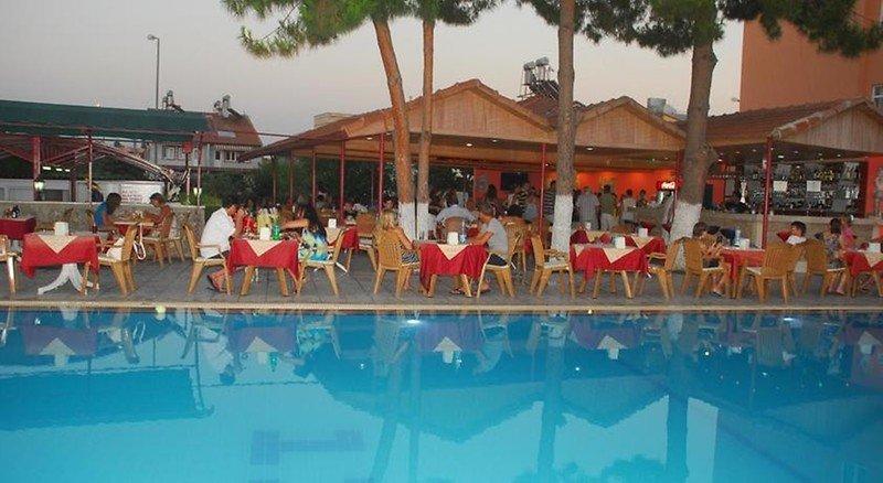 Angora Hotel Side