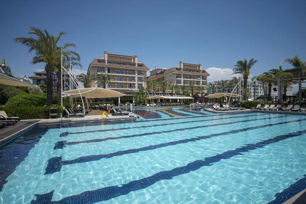 Crystal Family Resort and Spa