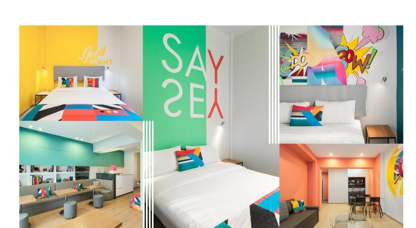 Colors Thessaloniki Living