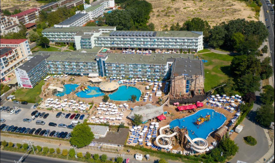 Kotva Hotel And Aqua Park