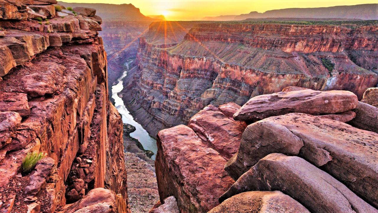 SUA: Coasta de Vest și cele mai frumoase parcuri naționale