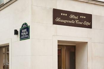 Beaugrenelle Tour Eiffel
