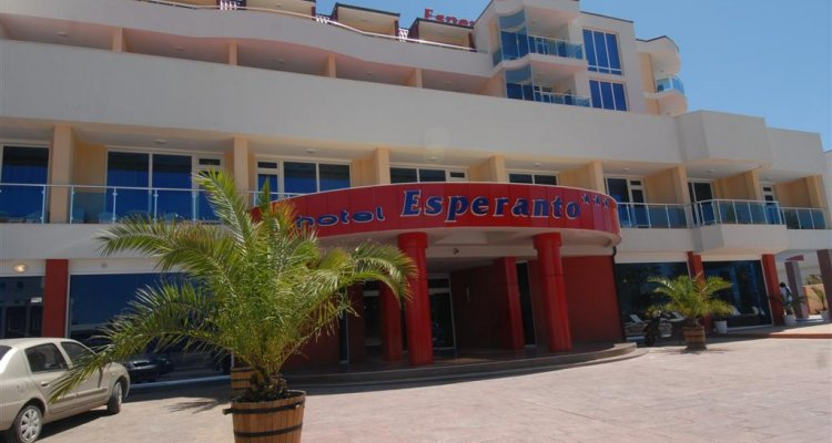 Esperanto - Menada Apart-Hotel