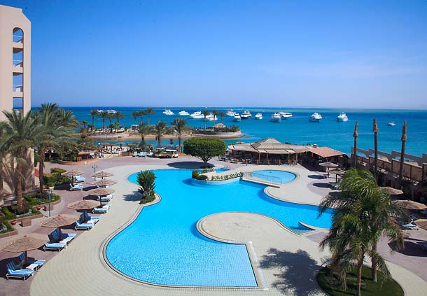 MARRIOTT RESORT HURGHADA