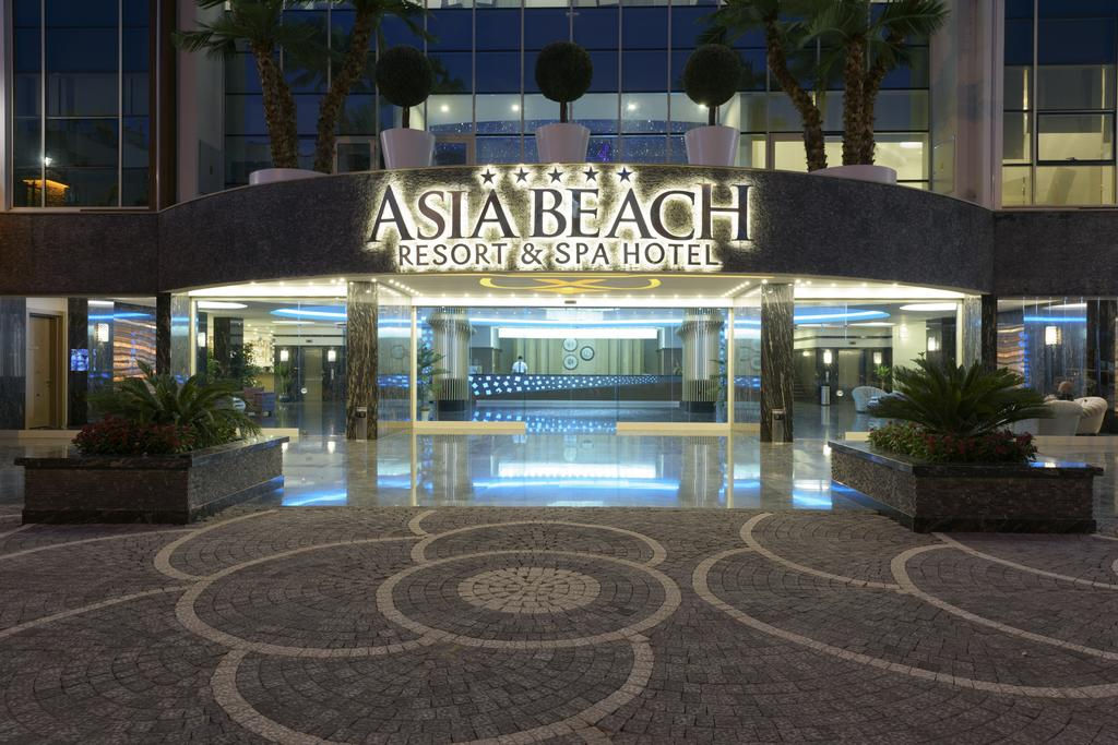 ASIA BEACH RESORT & SPA HOTEL