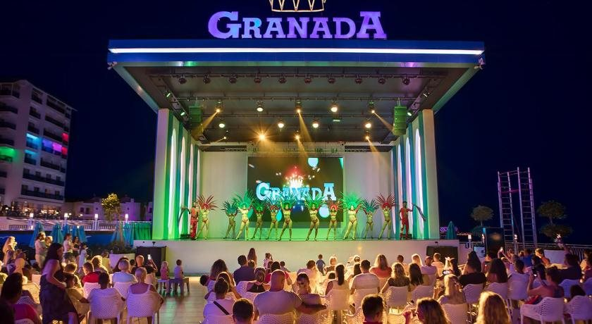 Granada Luxury Beach-ultra All Inclusive