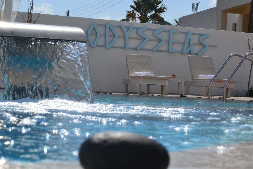 Odysseas (Perivolos - Santorini)