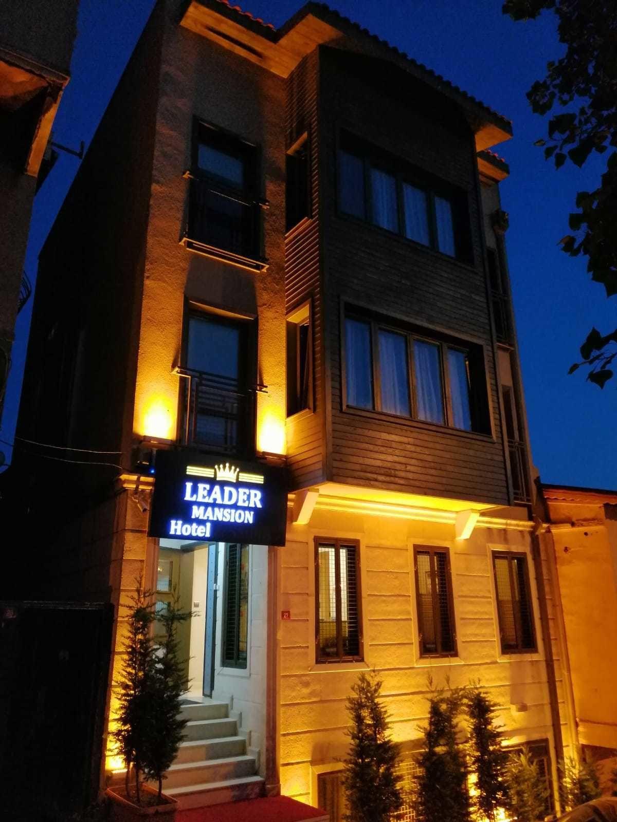Leader Mansion Hotel And Sauna