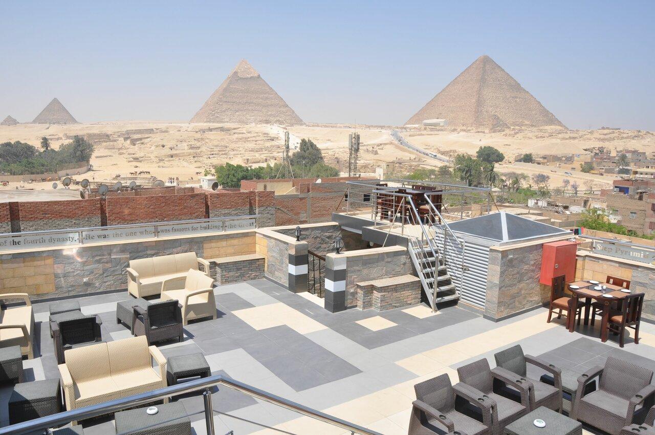 Best View Pyramids