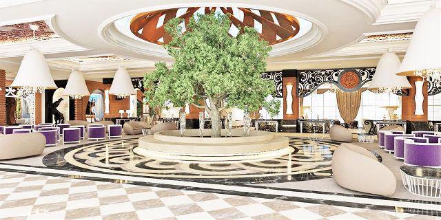 PORT NATURE LUXURY RESORT HOTEL & SPA