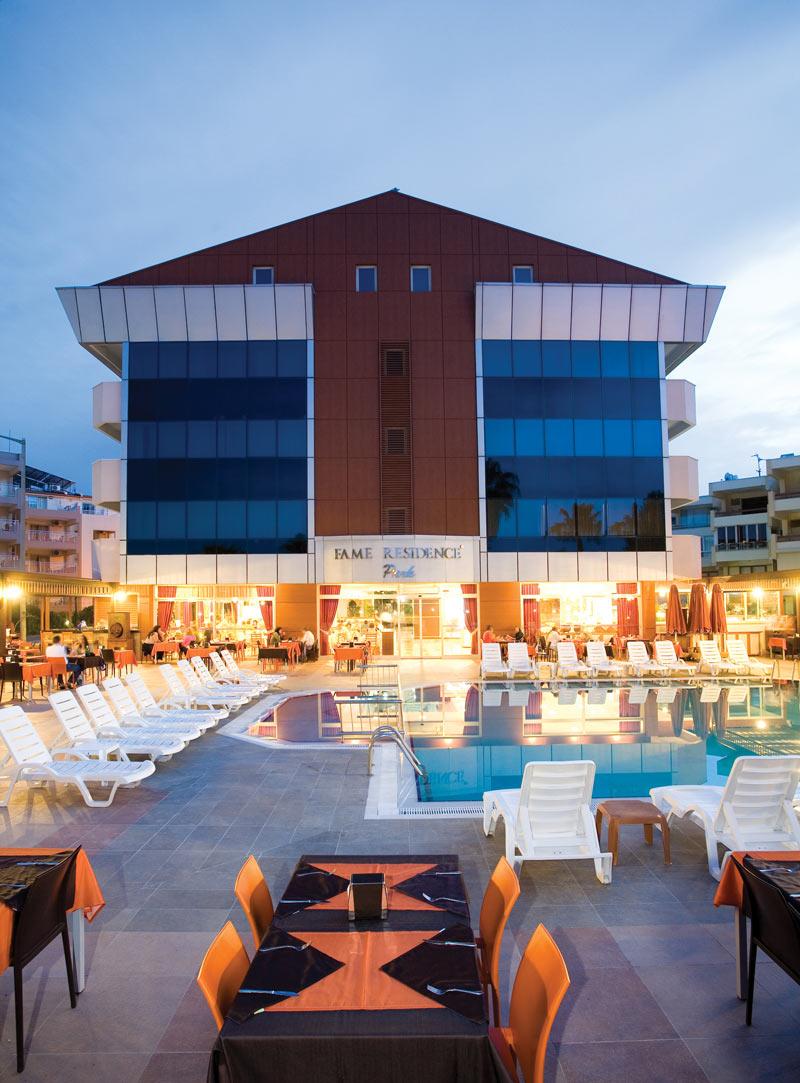 FAME BEACH HOTEL (EX.FAME RESIDENCE BEACH PARK)