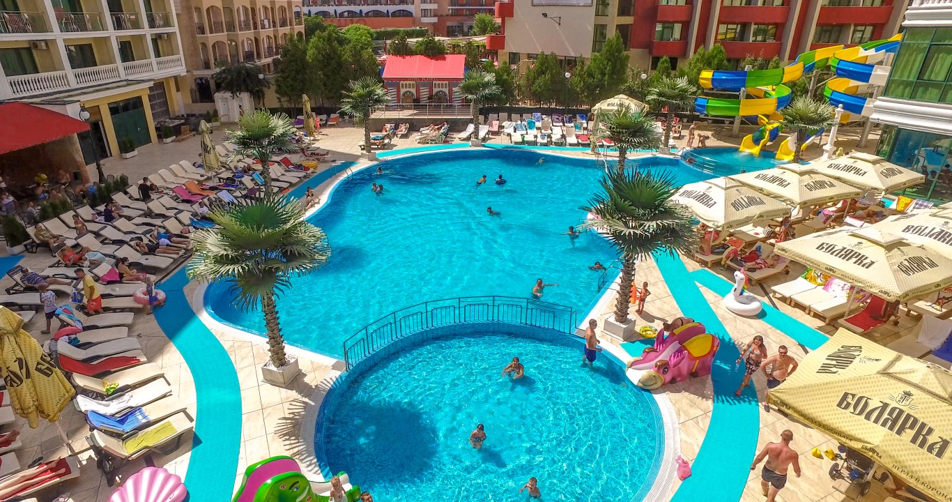 Planeta Hotel  Aqua Park