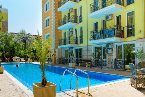 Aparthotel Sweet Homes