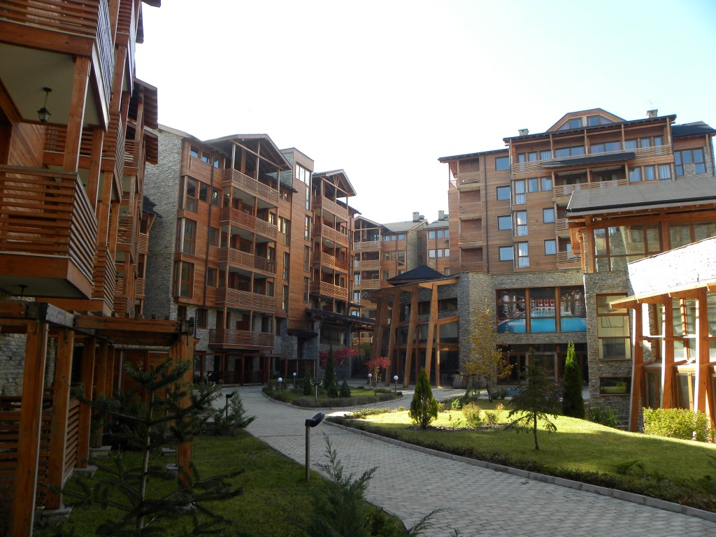 ST. IVAN SKI Apartments