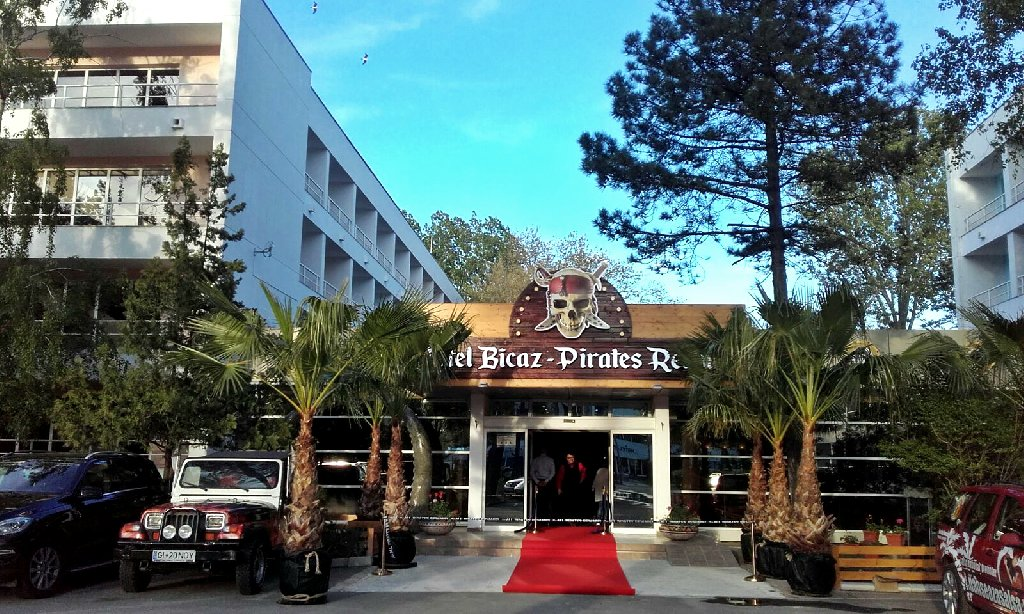 Bicaz - Pirates Resort