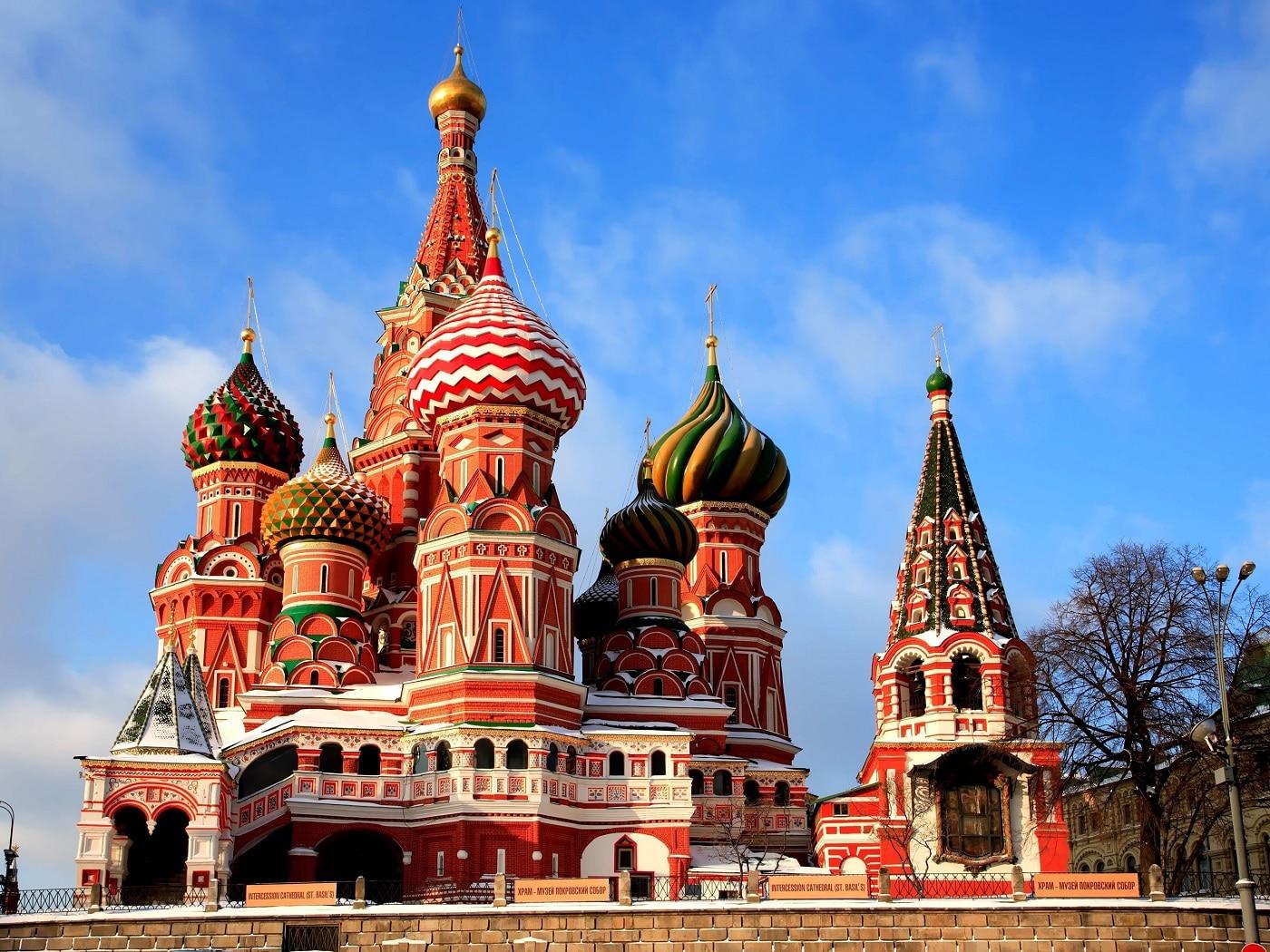 Rusia: Sankt Petersburg – Moscova