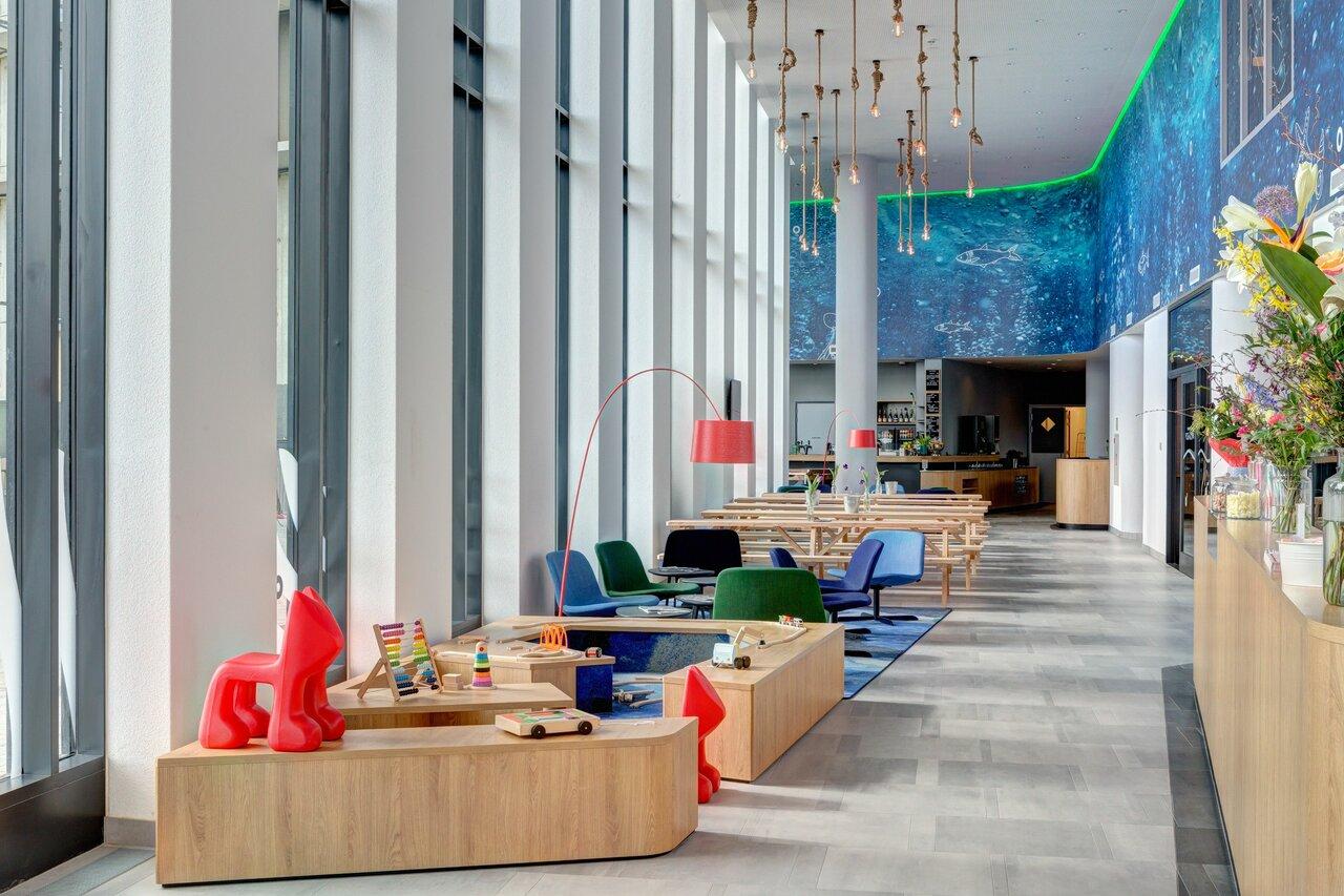 Meininger Hotel Amsterdam Amstel