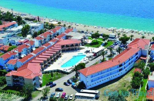 Toroni Blue Sea Hotel (Toroni, Sithonia)