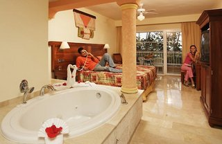 Grand Palladium Palace Resort  Spa