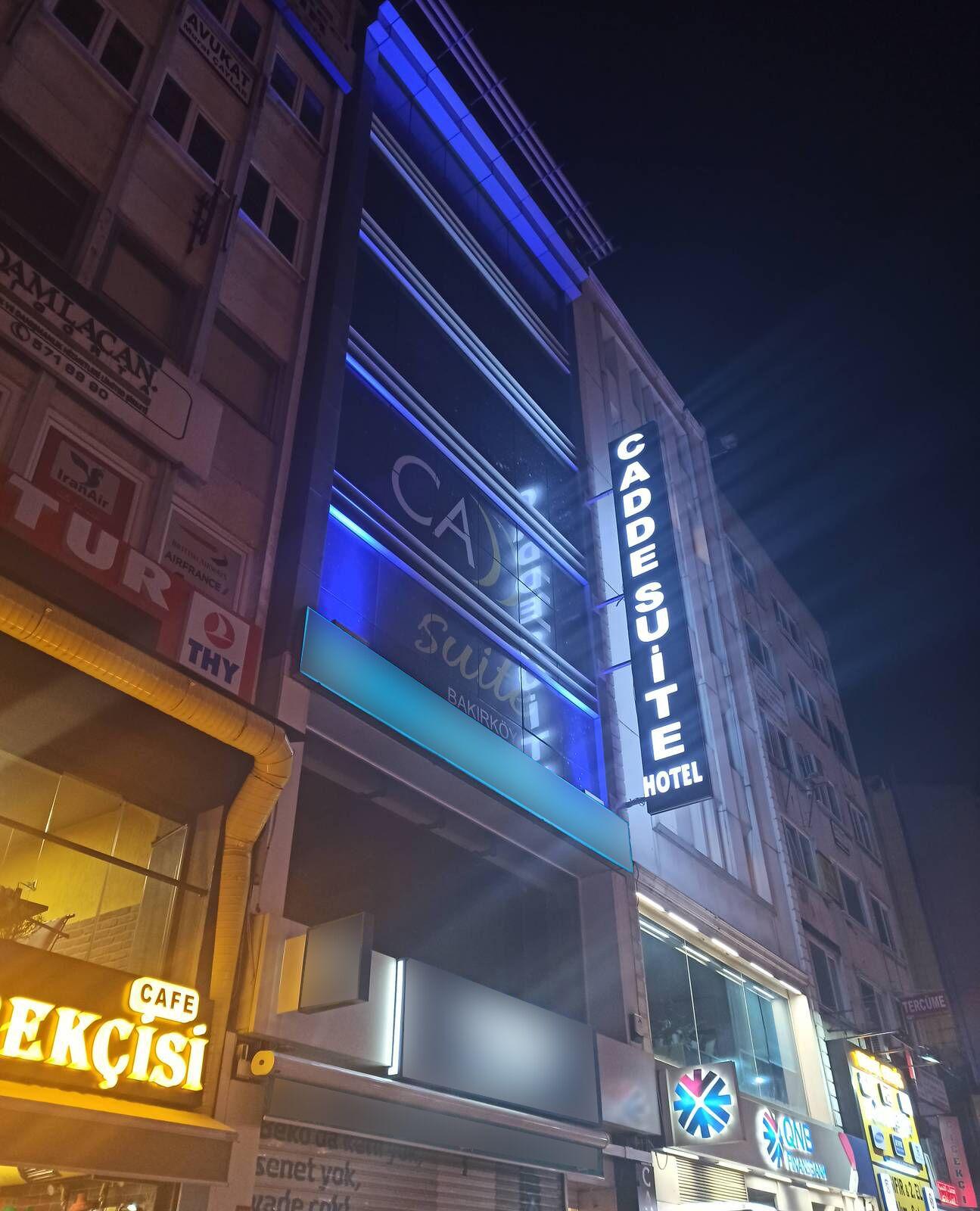 Cadde Suite Bakirkoy