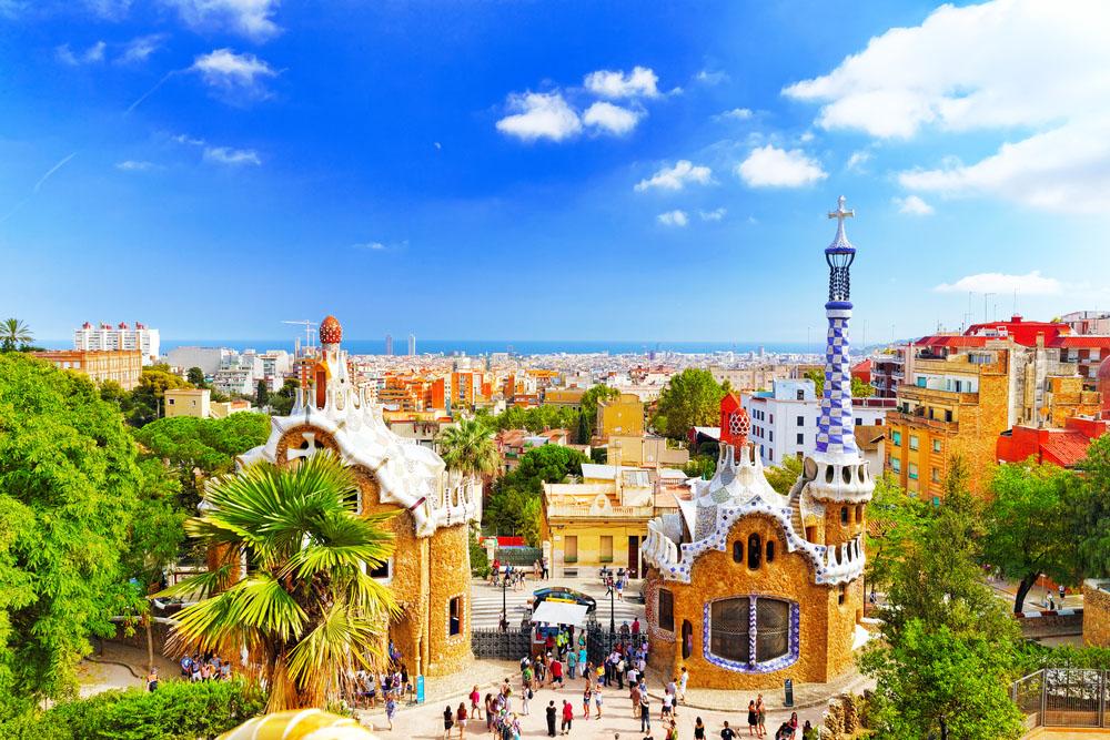 Barcelona Orasul lui Gaudi