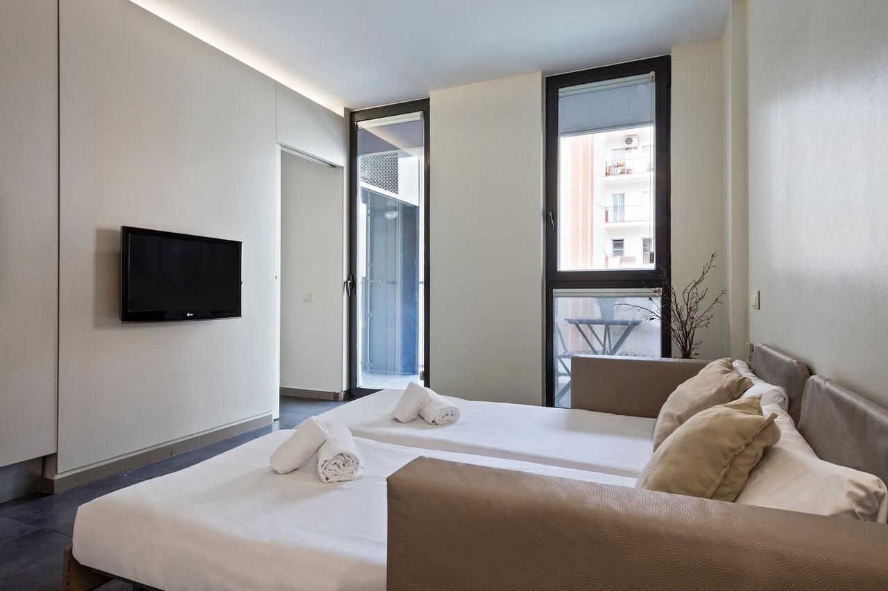 Aparthotel Bcn Montjuic