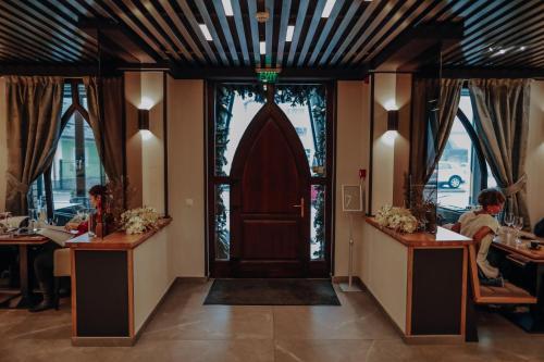 Pensiune Restaurant Capra Neagra