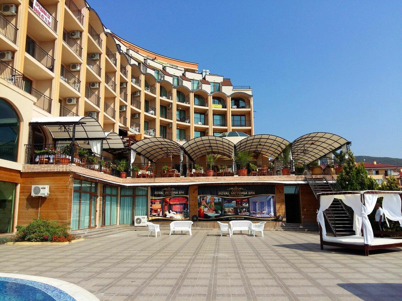 Grand Hotel St.vlas - Menada Apartments