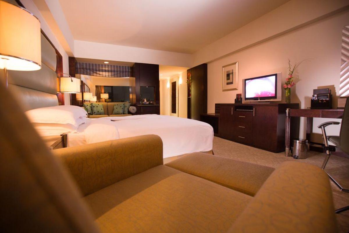 INTERCONTINENTAL ABU DHABI HOTEL