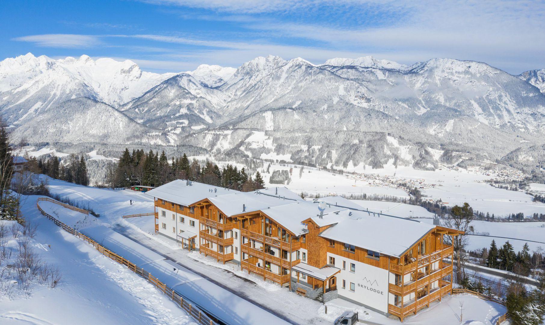 Skylodge Alpine Homes