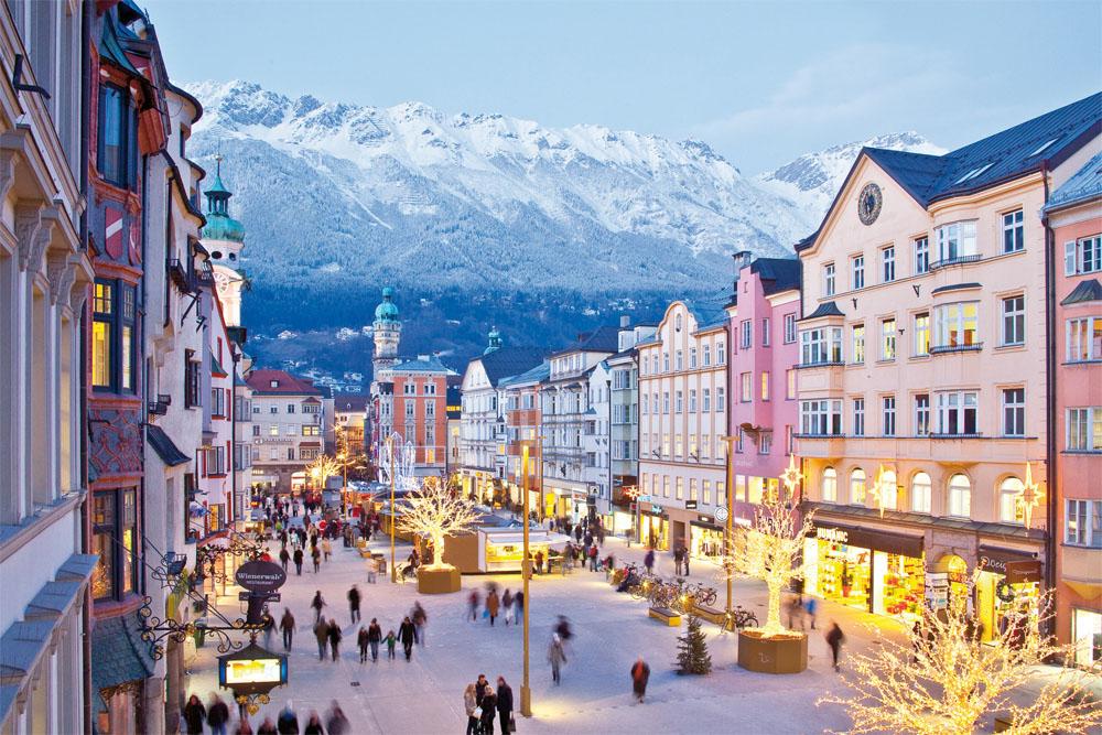 Turul Pietelor de Craciun Austria