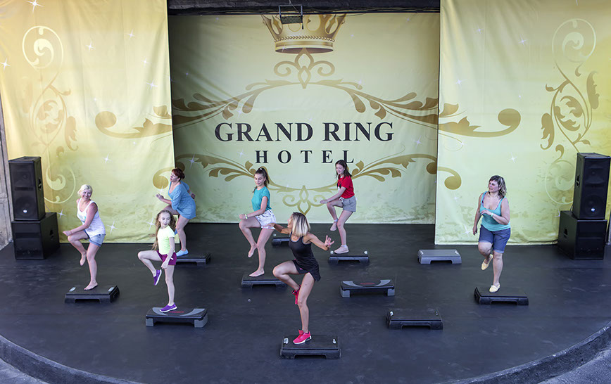 Grand Ring Hotel Kemer