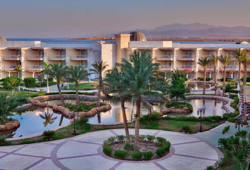 SENTIDO PALM ROYALE RESORT - SOMA BAY, HURGADA