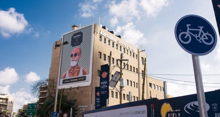 Abraham Hostel Tel-Aviv