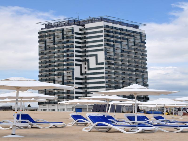 Bourgas Beach