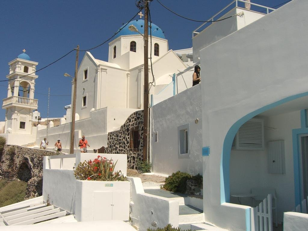 Alexander Villas Santorini
