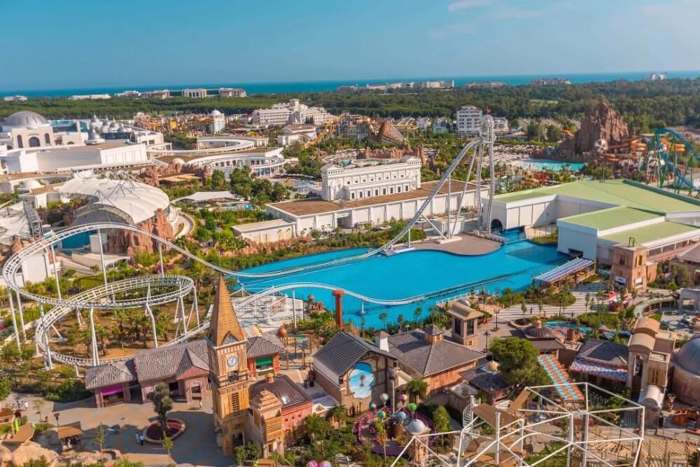 THE LAND OF LEGENDS THEME PARK & HOTEL