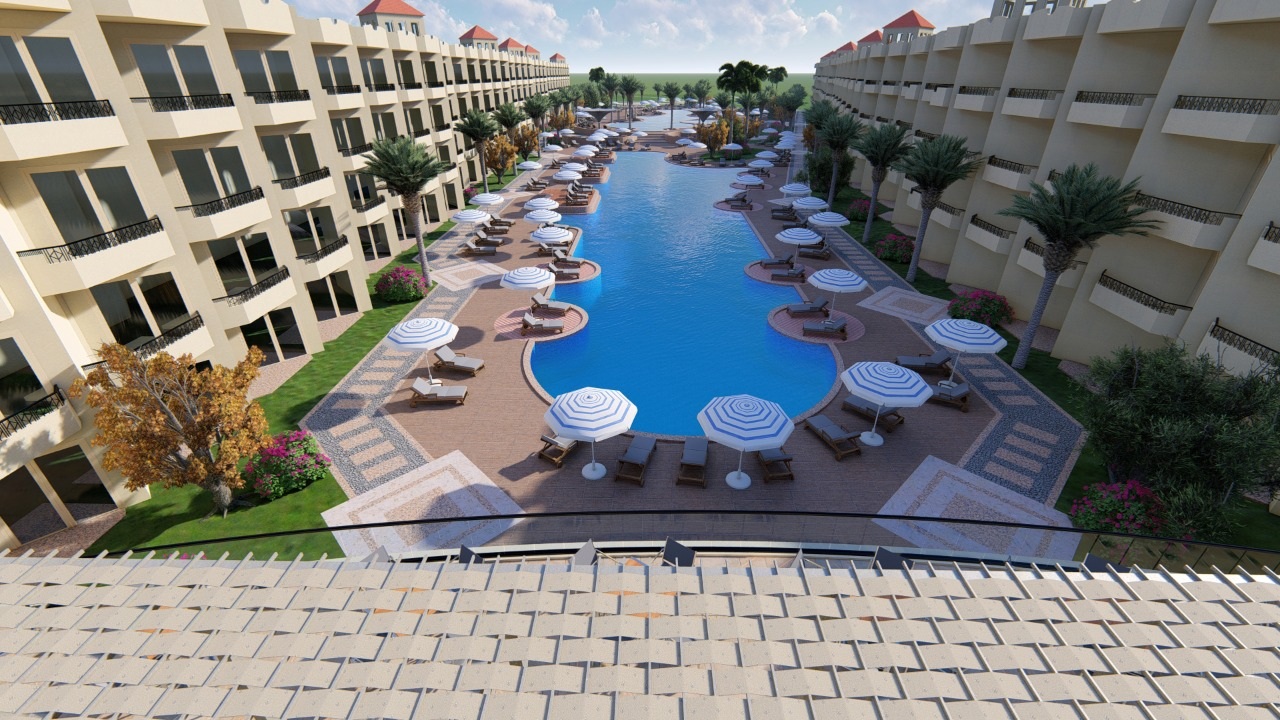 Albatros Beach Club Abu Soma Resort (ex. Albatros Blu Water Beach)