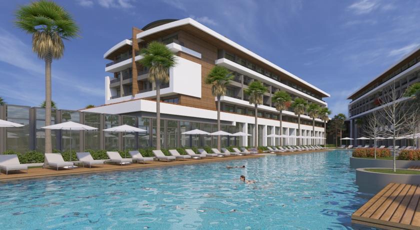 BARUT HOTELS ACANTHUS - CENNET