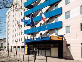 hotelF1 Paris St Ouen Marché aux Puces