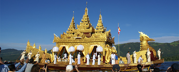 Share a trip - Circuit Myanmar