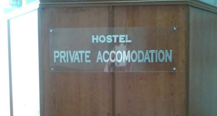 Private Accommodation Hostel