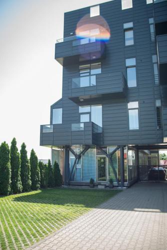 Steel Residence