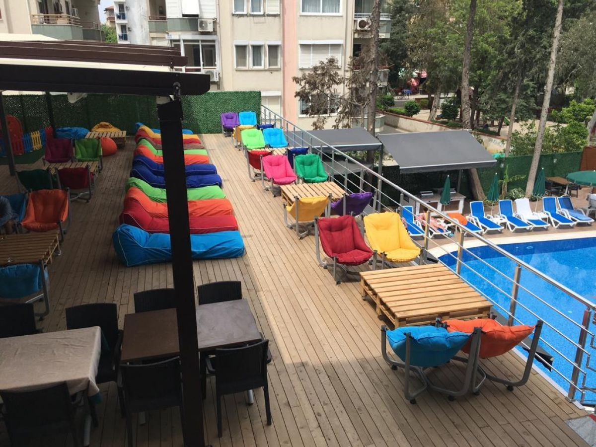 ARSI ENFI CITY BEACH HOTEL
